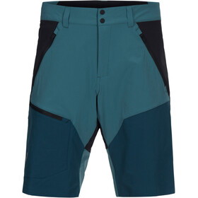 Peak Performance M's Light Softshell Carbon Shorts Aquaterm